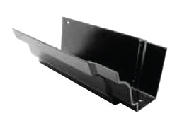 Aluminium guttering Alutec Traditional Moulded Ogee