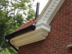 Decorative 3 tier fascia