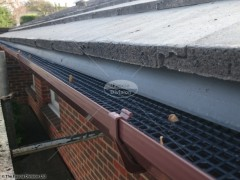 Replacement guttering and fascia
