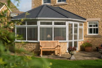 Equinox tiled roof conservatory