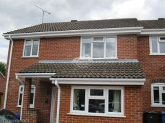Full replacement fascia guttering and soffits upvc