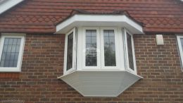 UPVC shiplap cladding