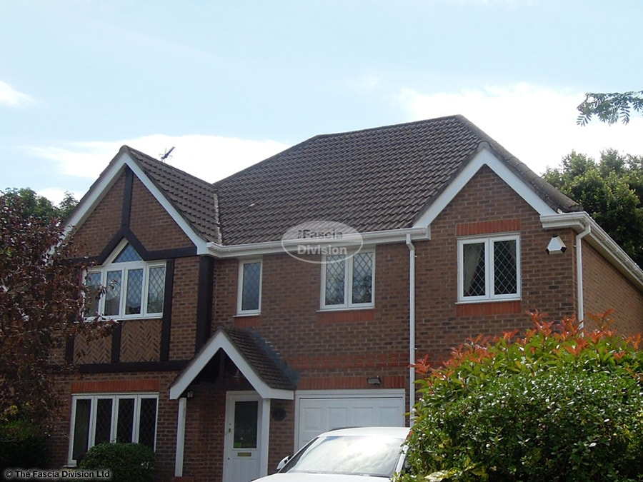 Fascia and soffit installation in Ringwood