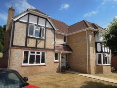 New UPVC fascias, soffits and guttering in Verwood
