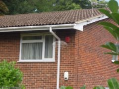 Replace fascias, soffits and guttering in Alum Chine