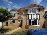 Replace fascias, soffits and guttering with white UPVC in Verwood