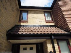 Replace fascia, soffit and guttering in Verwood