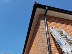 UPVC guttering, fascia and soffit New Milton