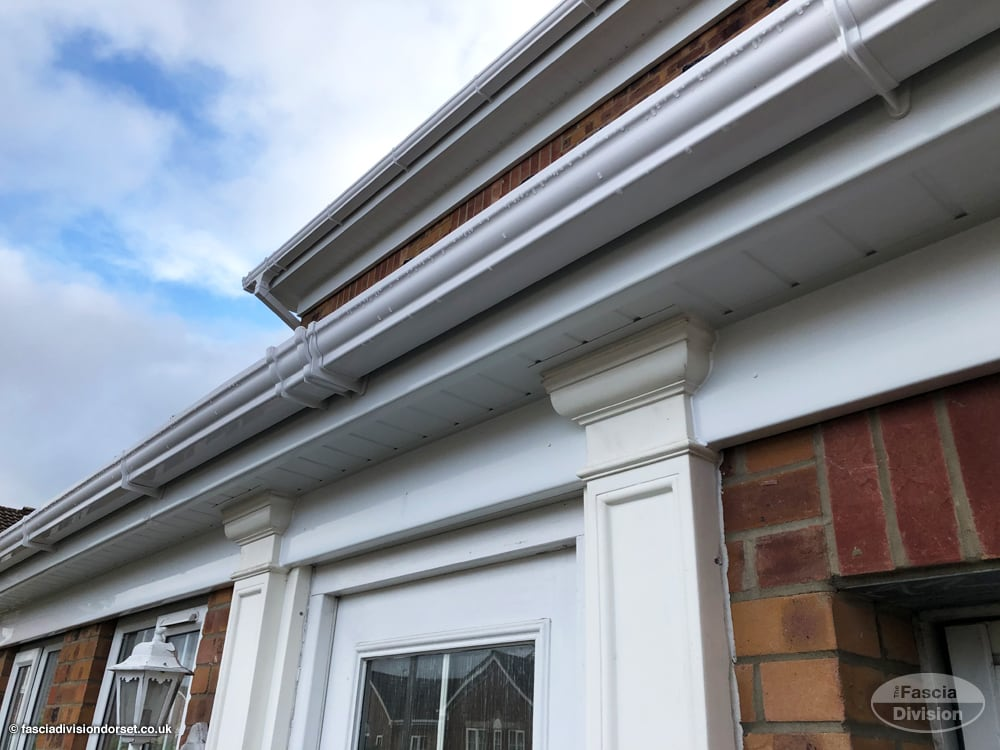 fascias and soffits fitters gillingham dorset